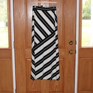 White House Black Market maxi skirt new